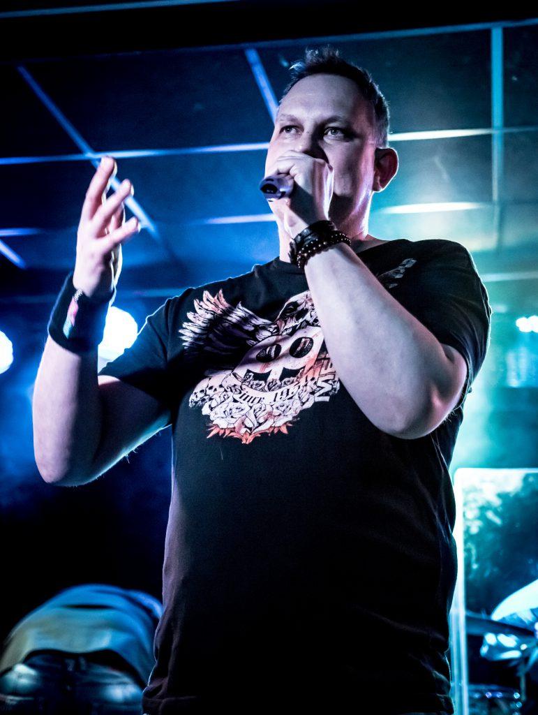 Klas Ling - Lead Vocals