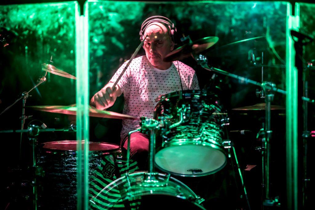 Joakim Jansson - Drums & Percussion